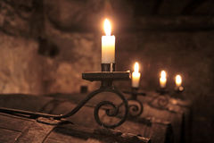 http://www.dreamstime.com/stock-photos-candles-wine-cellar-image11968123